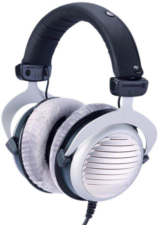 Image of   Beyerdynamic Dt 990 Høretelefoner / Hovedtelefoner 250 Ohms - Grå Og Sort