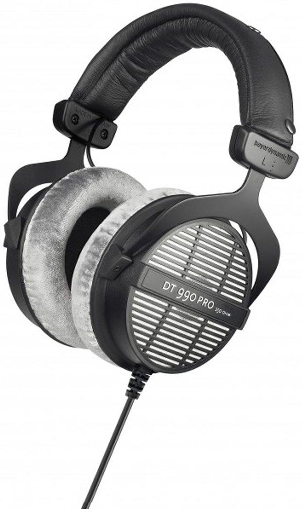 Image of   Beyerdynamic Dt 990 Pro 250 Ohms Hovedtelefoner