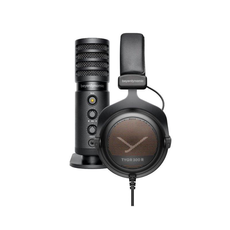 Image of   Beyerdynamic Tygr-300r - Gaming Headset Med Fox Usb Studio Mikrofon
