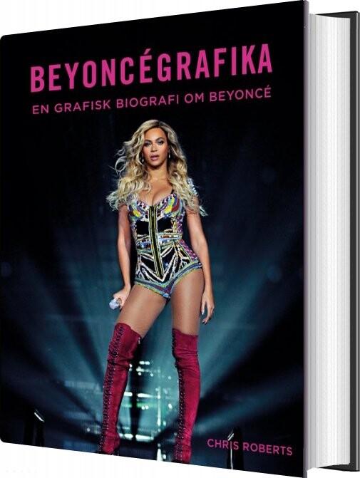 Billede af Beyoncégraphica - Chris Roberts - Bog