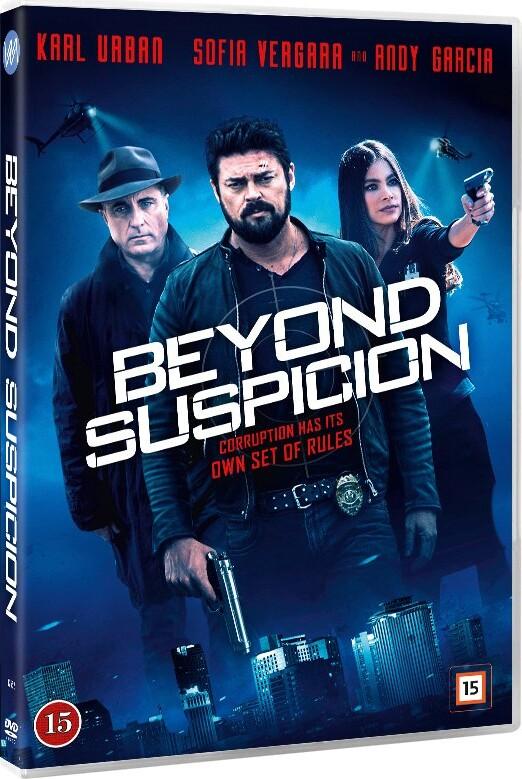Image of   Beyond Suspicion - DVD - Film