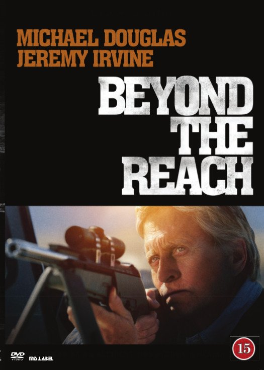 Image of   Beyond The Reach - DVD - Film
