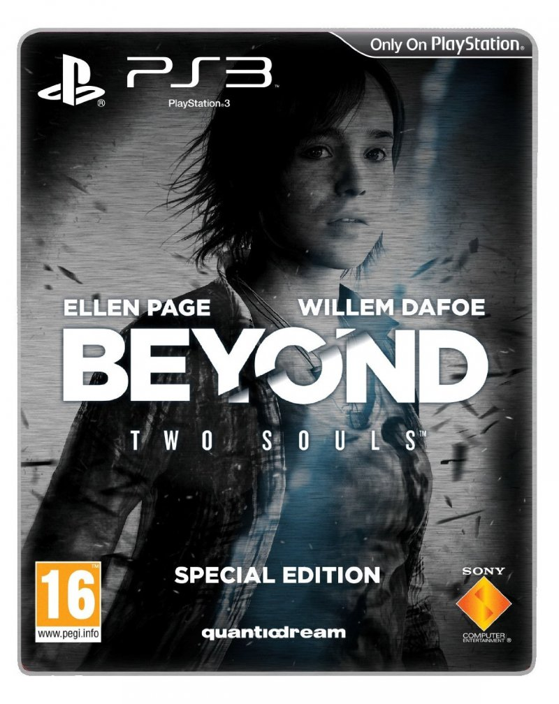 Image of   Beyond: Two Souls - Special Edition (nordic) - PS3