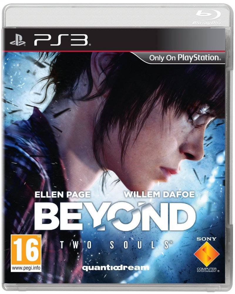 Image of   Beyond: Two Souls - Dk - PS3