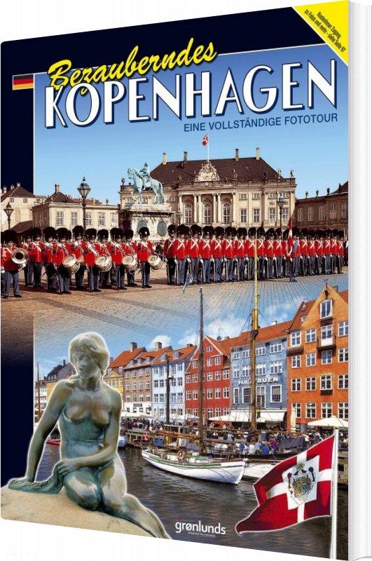 Image of   Bezauberndes Kopenhagen - Tysk 2014 - Grønlunds - Bog