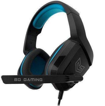 Billede af Bg Radar Gaming Høretelefoner Med Mikrofon - Sort Blå