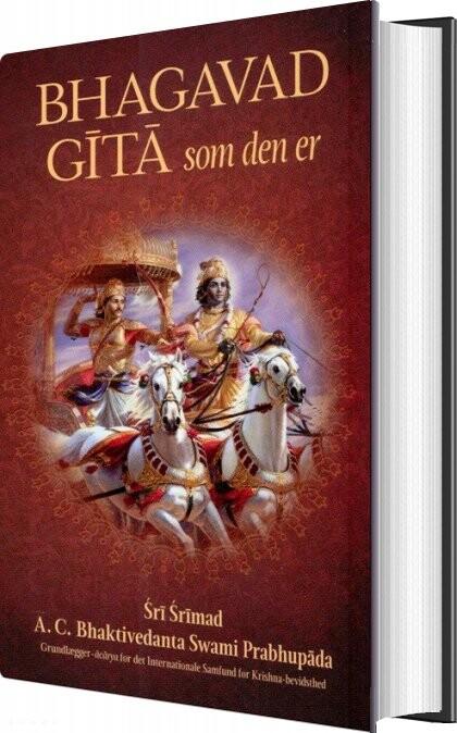 Billede af Bhagavad Gita Som Den Er - A.c. Bhaktivedanta Swami Prabhupada - Bog
