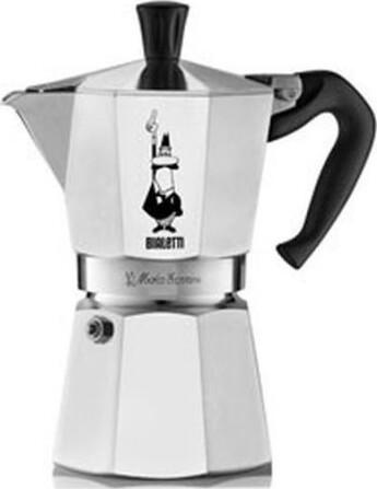 Image of   Espressokande - Bialetti Moka Expresso - 6 Kopper