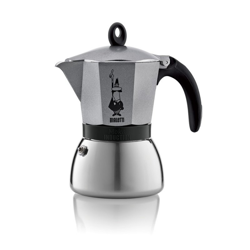 Image of   Bialetti Espressokande / Kaffebrygger - Moka Express - 3 Kopper