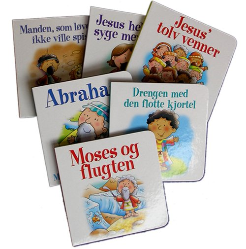 Image of   Bibel For De Små - Diverse - Bog