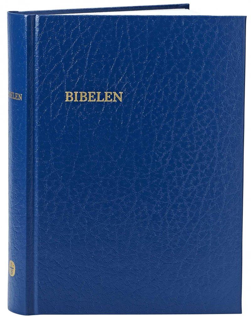 Image of   Bibelen - Lille Format, Kirkebibelen - Bog