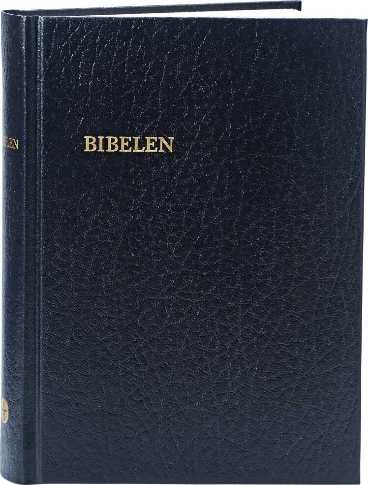 Image of   Bibelen - Lille Format, Kirkebibelen - Diverse - Bog