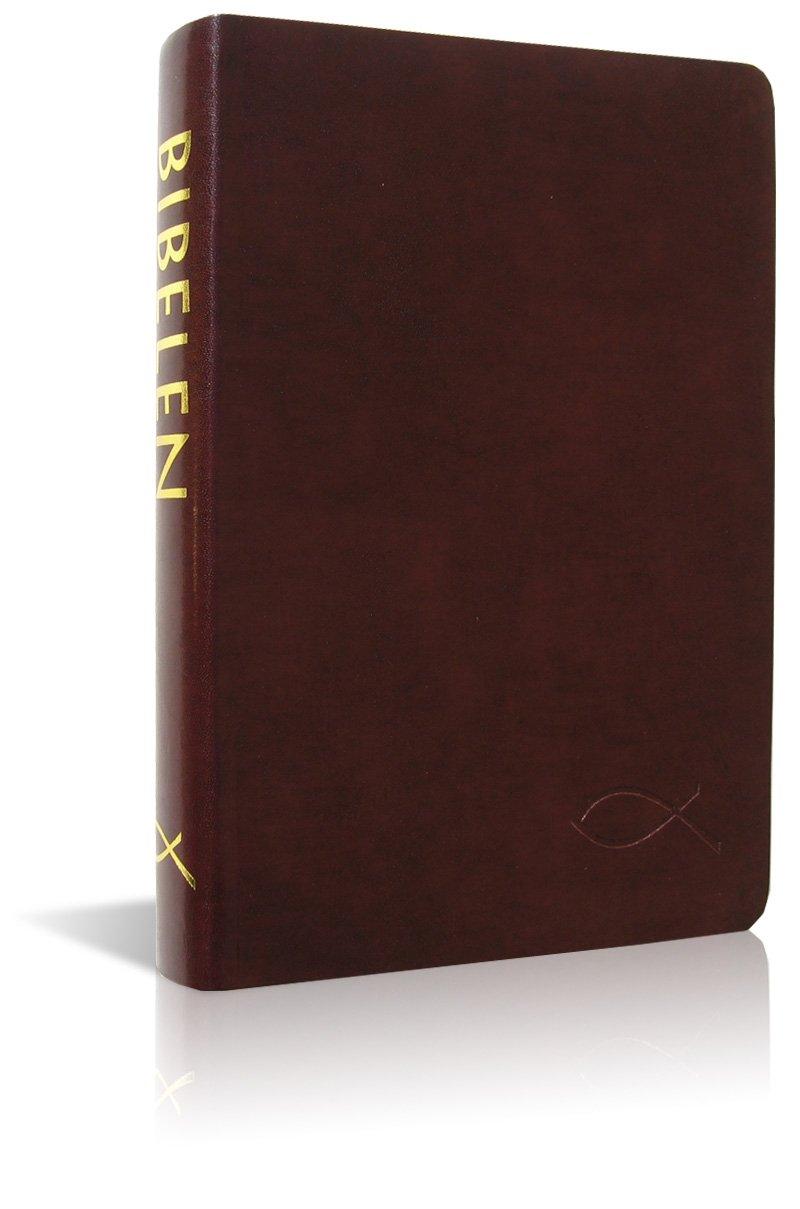 Image of   Bibelen På Hverdagsdansk, Brunt Skind - Diverse - Bog