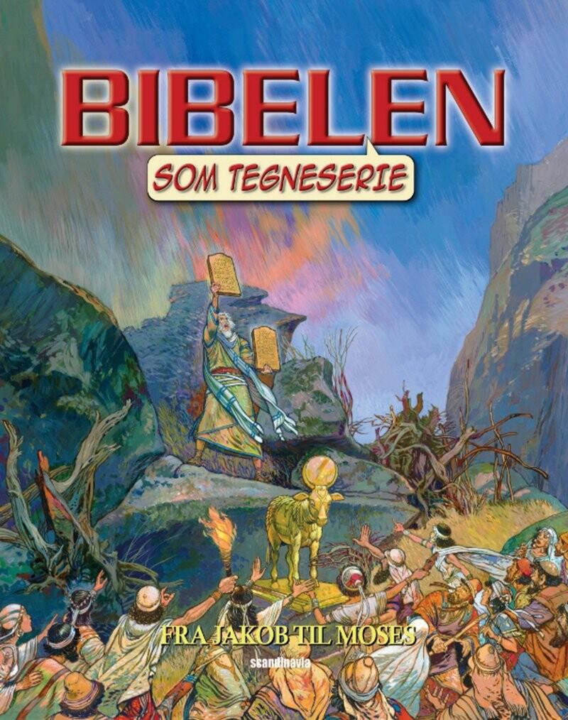 Image of   Bibelen Som Tegneserie, Gt Vol 2 Soft - Tekst Af Ben Alex - Tegneserie