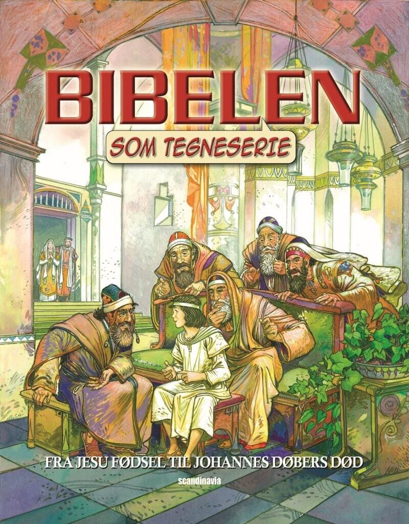Image of   Bibelen Som Tegneserie, Nt Vol 1 Soft - Tekst Af Ben Alex - Tegneserie