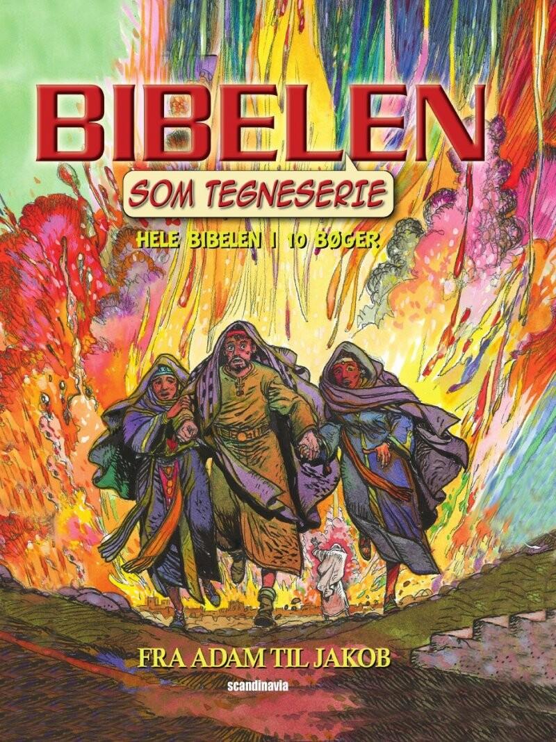 Image of   Bibelen Som Tegneserie, Gt Vol 1 Soft - Ben Alex - Bog