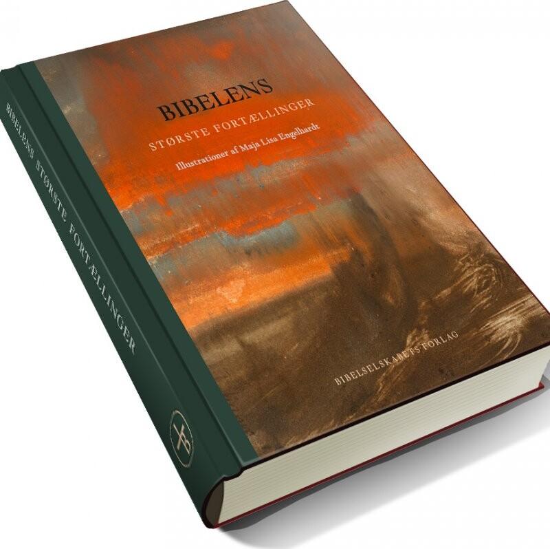 Bibelens Største Fortællinger. Med Illustrationer Af Maja Lisa Engelhardt - Diverse - Bog