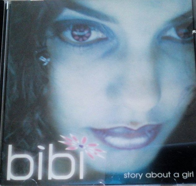 Image of   Bibi - Story About A Girl - CD