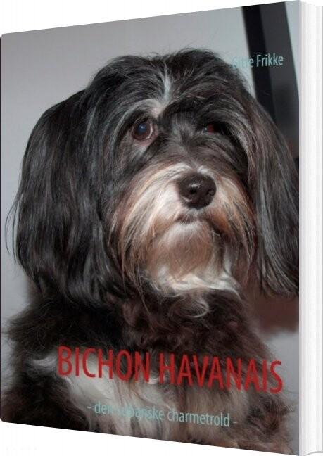 Image of   Bichon Havanais - Gitte Frikke - Bog