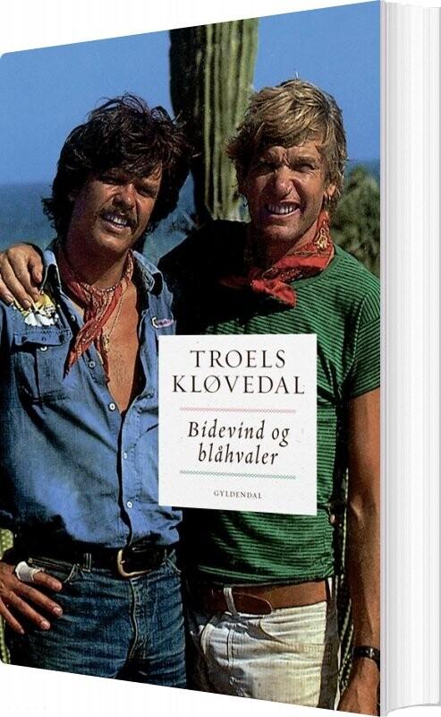 Billede af Bidevind Og Blåhvaler - Troels Kløvedal - Bog