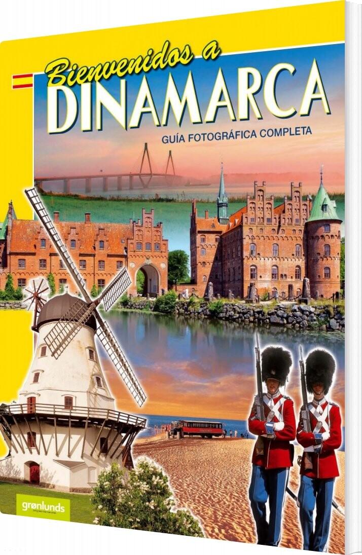 Image of   Bienvenidos A Dinamarca - Spansk 2020 - Grønlunds - Bog