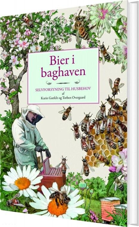 Image of   Bier I Baghaven - Karin Gutfelt - Bog