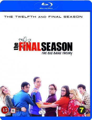 Image of   The Big Bang Theory - Sæson 12 - Blu-Ray - Tv-serie