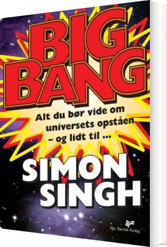Big Bang - Simon Singh - Bog