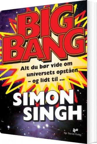 Big Bang - Simon Singh - Bog