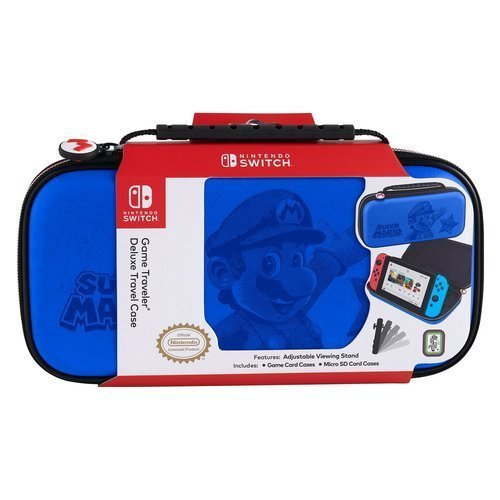 Image of   Nintendo Switch Case - Sort Mario