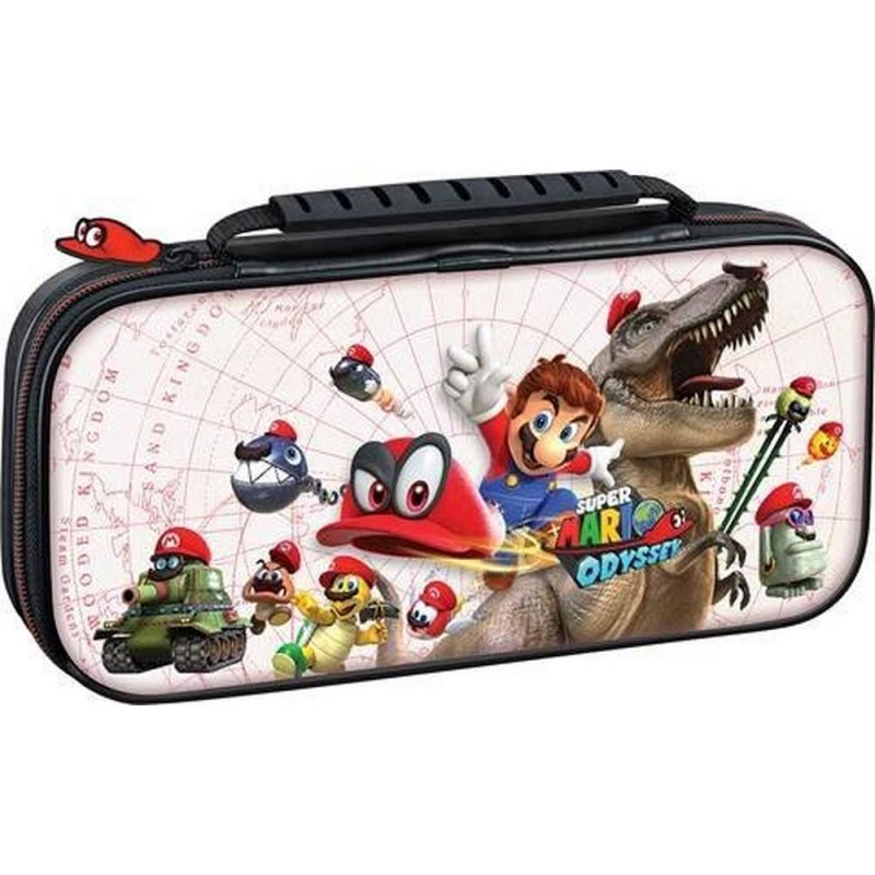 Image of   Nintendo Switch Case - Hvid Mario Kart