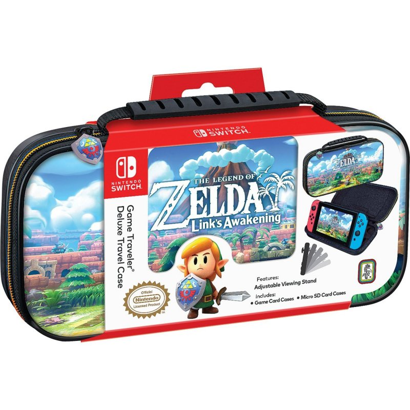 Image of   Nintendo Switch Case - Zelda Link's Awakening