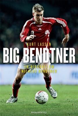 Billede af Big Bendtner - Kurt Lassen - Bog
