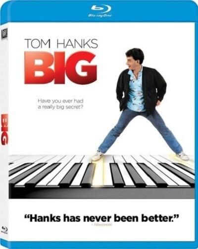 Image of   Big - Blu-Ray