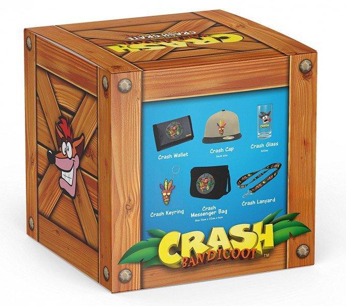 Image of   Big Box Crash Bandicoot