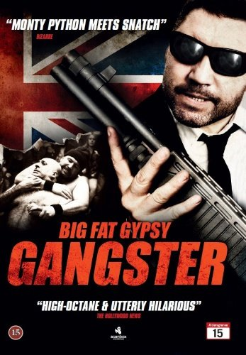 Image of   Big Fat Gypsy Gangster - DVD - Film