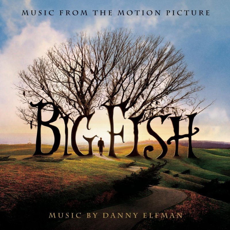 Image of   Big Fish Soundtrack - Vinyl / LP