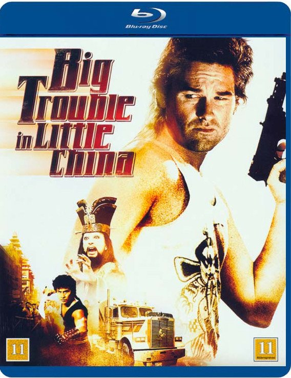 Image of   Big Trouble In Little China - Blu-Ray