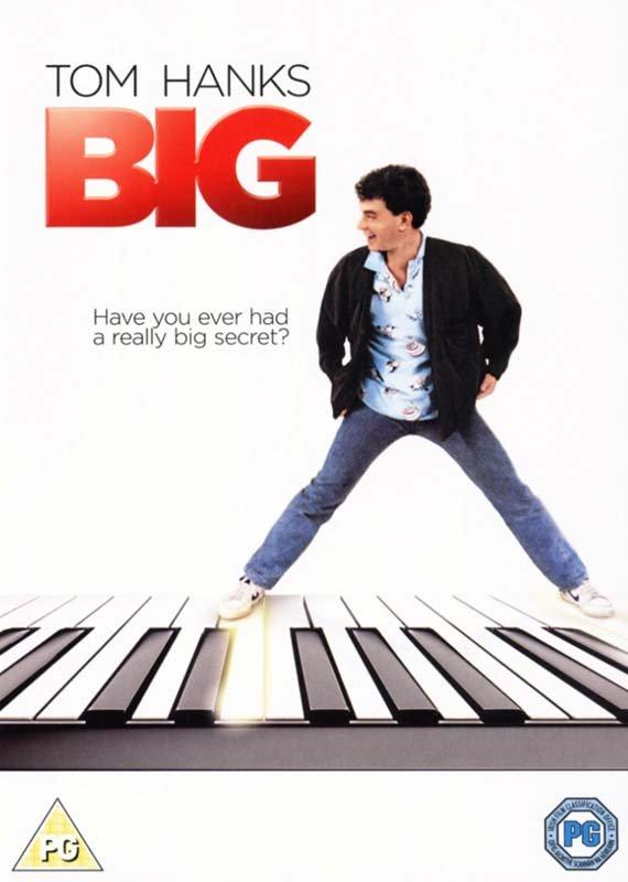 Image of   Big - DVD - Film
