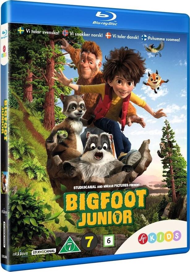 Billede af Bigfoot Junior - Blu-Ray
