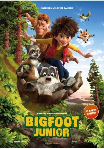 Billede af Bigfoot Junior - 3D Blu-Ray