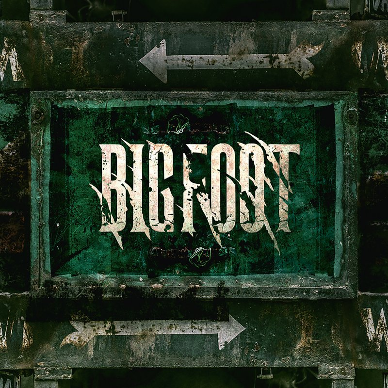 Image of   Bigfoot - Bigfoot - CD