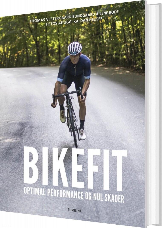 Image of   Bikefit - Lene Rode - Bog