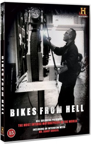 Image of   Bikes From Hell - DVD - Film
