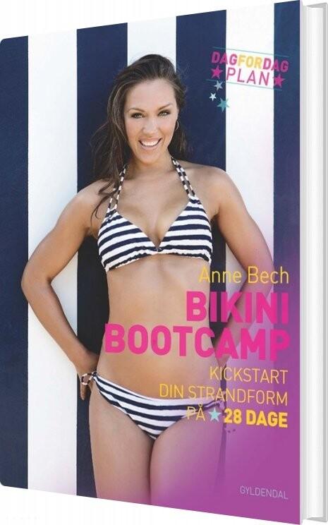 Image of   Bikini Bootcamp - Anne Bech - Bog