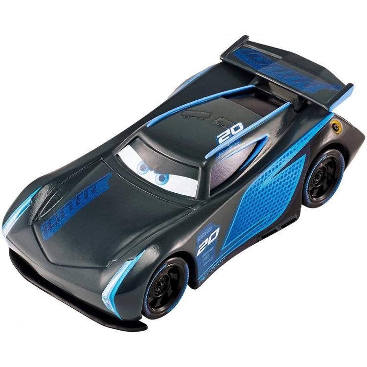 Disney Cars 3 / Biler 3 Figurer - Jackson Storm