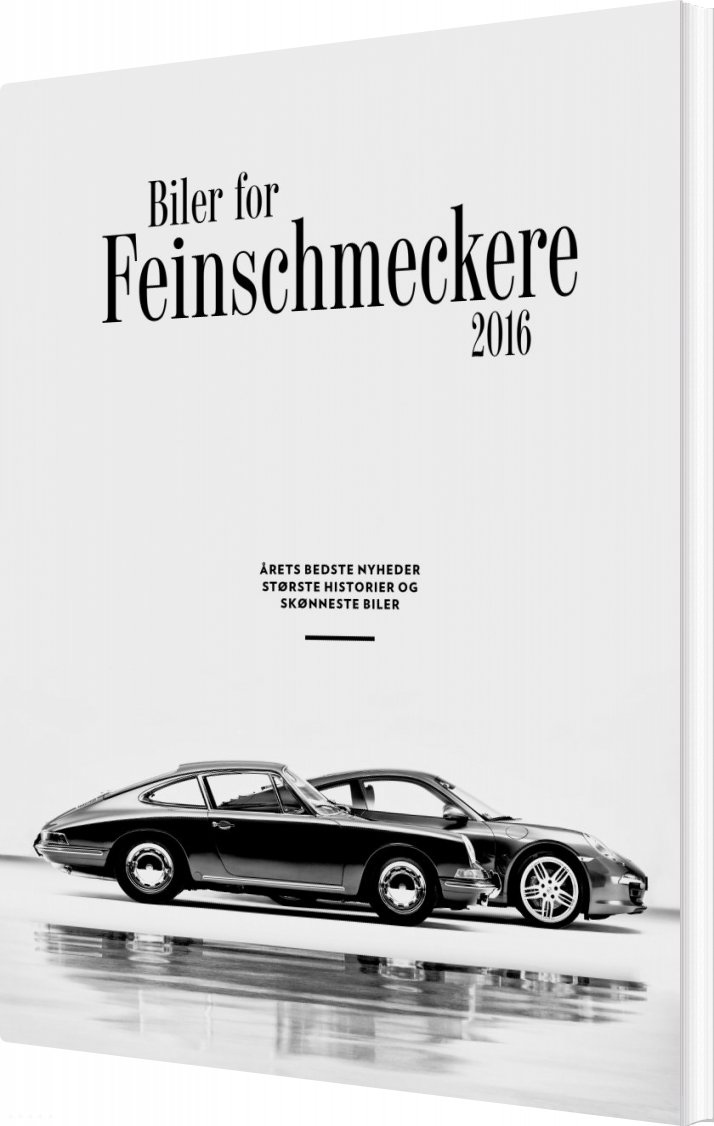Image of   Biler For Feinschmeckere 2016 - Jesper Rovsing Olsen - Bog