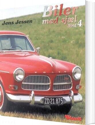 Image of   Biler Med Sjæl - Bind 4 - Villy Poulsen - Bog