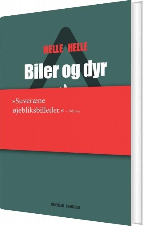 Image of   Biler Og Dyr - Helle Helle - Bog