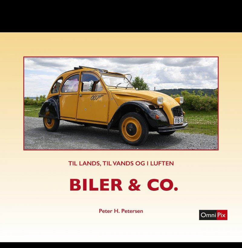 Image of   Biler & Co - Peter H. Petersen - Bog